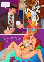 Compilation Jessica Rabbit porn comic