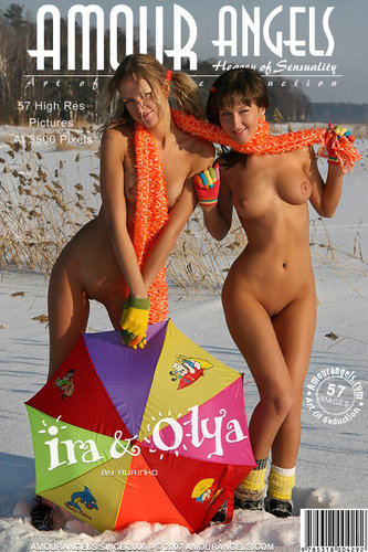 AmourAngels Ira and Olya