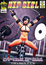 Mitru - Hip Girl - Captive of Guul Issue 3