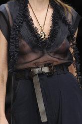 Elena Melnik Oops Topless Nude Nip Slip Sexy Hot Fashion Tits