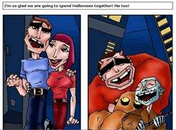 Toon Magazine - Halloween