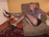 For several pantyhose under my
