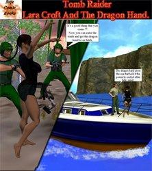 The Wishmaster - Tomb Raider Lara Croft and The Dragon Hand