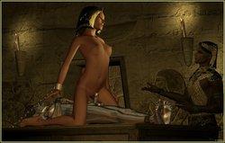 [Benitezdk] Queen Isis (3D)