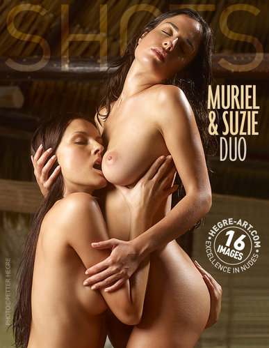 Hegre-Art - Muriel, Suzie - Duo