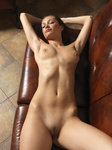 Hegre-Art - Elvira - Naked on a Sofa