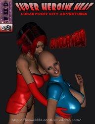 Wikkedlester-Super Heroine Heat Issue 08