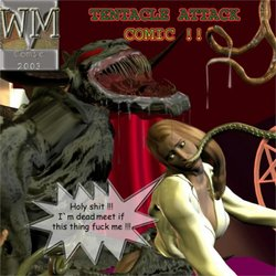 The Wishmaster - Tentacle Attack