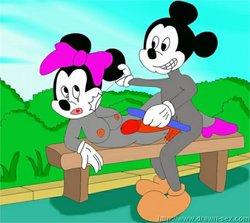 DrawnSex122-Micky Mouse
