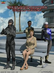 Tecknophyle-Island of Zombots Conspiracy 01