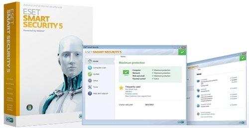 ESET NOD32 Smart Security (x86/x64) v8.0.301.0 incl Crack