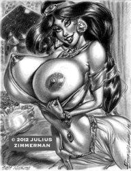 Julius Zimmerman-Jasmine