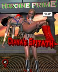 Free Download Porn Comics TrekkieGal-Heroine Prime2-Diana'sEpitath