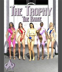 TrekkieGal-TheTrophy - part2 The Barge porn comic