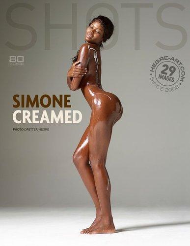 Hegre-Art - Simone - Creamed