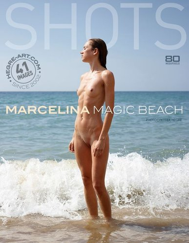 Hegre-Art - Marcelina - Magic Beach