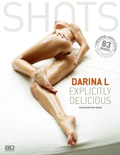 Hegre-Art - Darina L - Explicitly Delicious