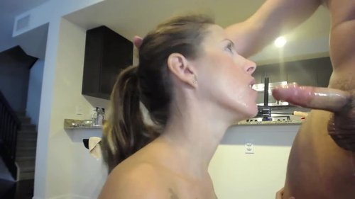 Amateur girl gets anal fucked with facial