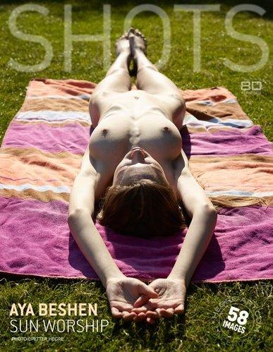 Aya Beshen.Sun Worship