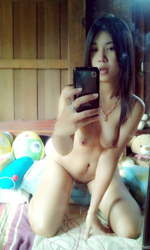 My wife thai naked, asian big titts nude