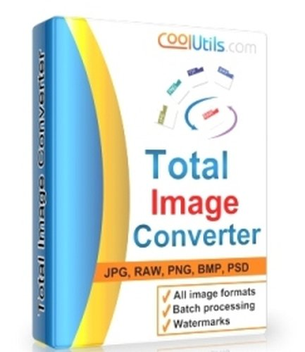 CoolUtils Total Image Converter 5.1.43 Multilanguage incl Serial