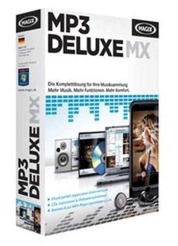 Magix MP3 Deluxe MX 18.03 Build 115 incl Crack