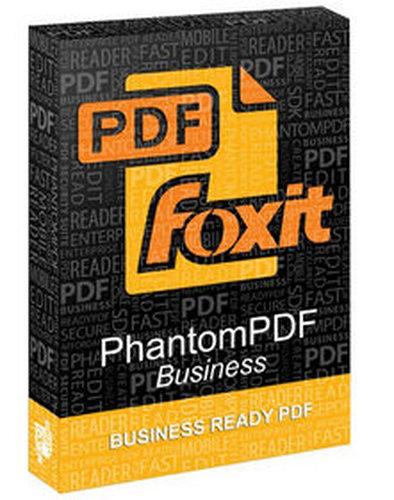 Foxit PhantomPDF Business 7.0.5.1021 incl Crack
