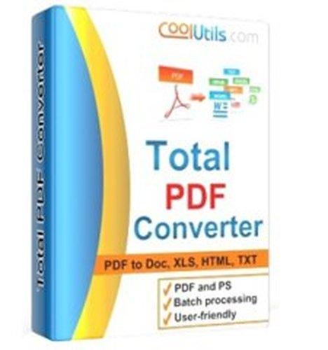 Coolutils Total PDF Converter 5.1.23 incl Serial