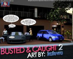 Kalevra-Busted&Caught 2 (update +8 pages)