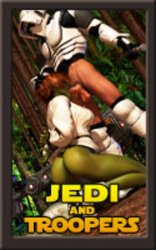 MongoBongo-StarWars3-JediTroopers porn comic
