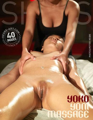 Hegre-Art - Yoko - Yoni Massage