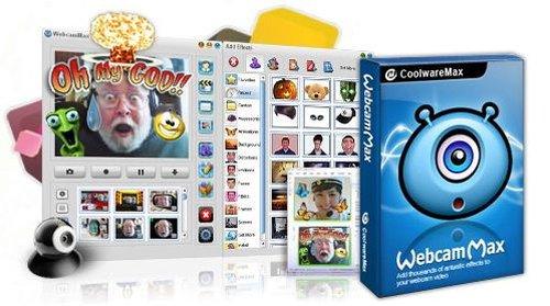 WebcamMax 7.8.7.6 Multilanguage