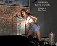 Lucian-Dark Streets - Chapter 1 - The Case