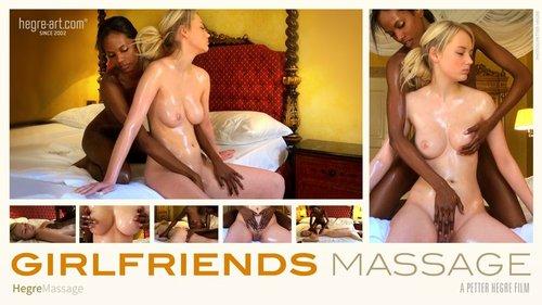 Hegre-Art - Valerie and Lynne - Girlfriends Massage  Video