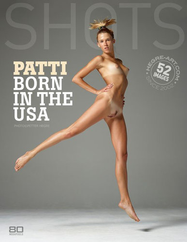 Hegre-Art - Patti - Born In The USA