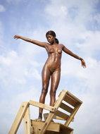 Hegre-Art - Simone - Beach Watch