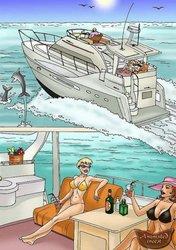 Animatedincest - Island Vacation