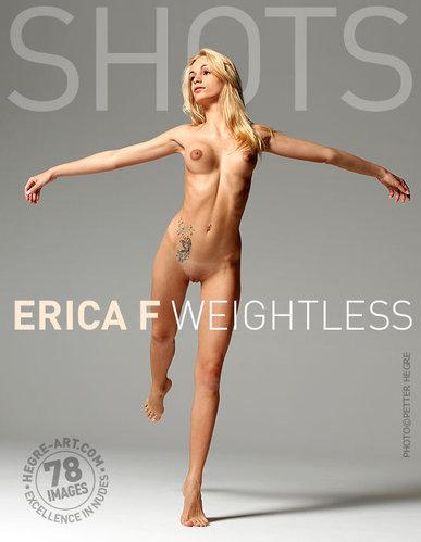 Hegre-Art - Erica F - Weightless