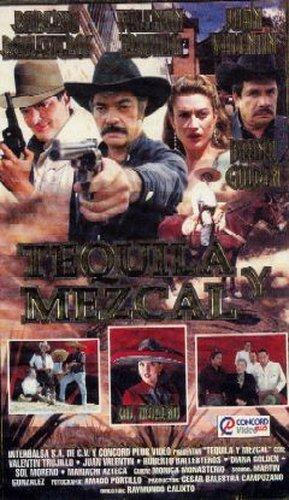Cine Mexicano Del Galletas Tequila Y Mezcal 1999 Valentin
