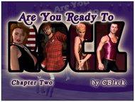Free Download Porn Comics CBlack-Ready to Rock Ch2