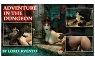 Free Download Porn Comics [Lord Kvento] Adventure In The Dungeon