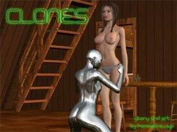 Free Download Porn Comics Droid477 - Clones [complete]