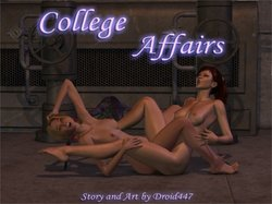 Free Download Porn Comics Droid477 - College Affairs [complete]