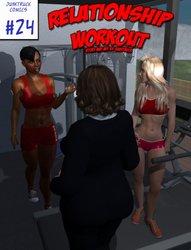Free Download Porn Comics JunkTruck24-RelationshipWorkout