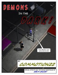 Free Download Porn Comics Commotion22-Demons in the Dark