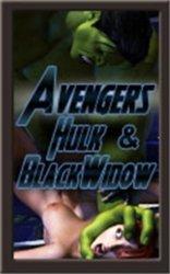 Free Download Porn Comics MongoBongo-Avengers-Hulk&BlackWidow
