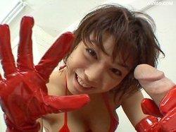 Porno-Eigakan 1490 巨乳ボンテージまい 春菜まい