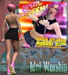 Free Download Porn Comics Sturkwurk-Idol Worship