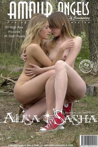 AmourAngels-Sasha Alisa and Sasha