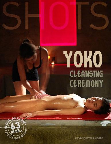 Hegre-Art -Yoko - Cleansing Ceremony